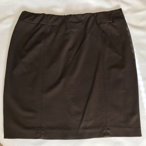 JJill Ponte Skirt